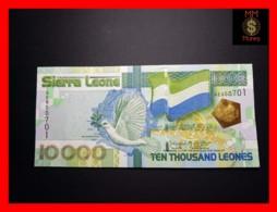 SIERRA LEONE 10.000 10000 Leones 4.8.2007 P. 29 B  UNC - Sierra Leone