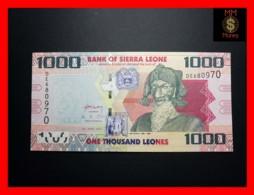 SIERRA LEONE 1.000 1000 Leones 27.4.2010 P. 30 A   UNC - Sierra Leone