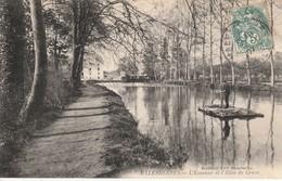 MALESHERBES  L Essonne Et L Allée DeGrere - Malesherbes