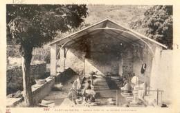 11 - Alet Les Bains - Lavoir Près De La Source Communale - France