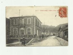 11 - CITOU - Mairie Ecoles Bureau De Poste Animé Bon état - Frankreich