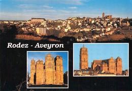 12 - Rodez - Multivues - Rodez