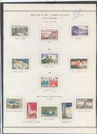 100520////...TIMBRES FRANCE...........1 Jolie Page  Avec De Belles Valeurs............. - Frankrijk