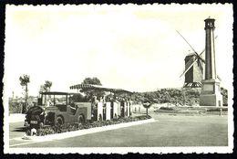 """KOKSIJDE - COXYDE - """"Koksijde Express"""" - Le Petit Train - Circulé - Circulated - Gelaufen - 1957. - Koksijde"""