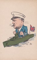 Churchill Bateau - Guerre 1939-45