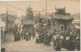 EXPOSITION INTERNATIONALE DU NORD DE FRANCE ROUBAIX 1911 LUNA PARK LE PLONGUEUR - Roubaix