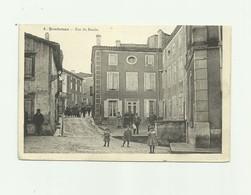 11 - BOUTENAC - Rue Du Bassin Animée ( Provenance Cp Double ) Défaut Dos Sinon Bon état - France
