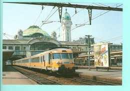 87 - LIMOGES BENEDICTINS  - LE RAIL USSELLOIS - Carte Moderne De TRAIN -  Gare  - (photo Gibiat) - N. 85 - Limoges