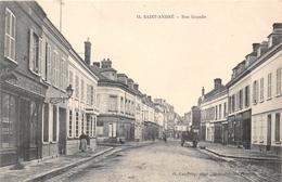 SAINT ANDRE DE L'EURE - Rue Grande - France