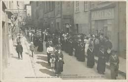CPA 83 Var Saint-Maximin-la-Sainte-Baume Procession Solennelle Des Reliques Sainte Marie Madeleine 22 Juillet 1923 Photo - Saint-Maximin-la-Sainte-Baume