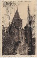 Cluny - Haras De Cluny, Clocher De L'eau Bénite : Vestige De L'église Abbatiale De St Hugues- Non écrite - Cluny