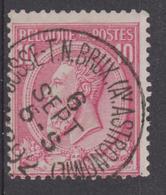 N° 46 St. Josse-T.N. Brux. (Av. Astronomie) 1892 - 1884-1891 Léopold II