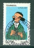 FRANCE - N° 4052 Oblitéré Cachet Rond - Le Professeur Tournesol - France