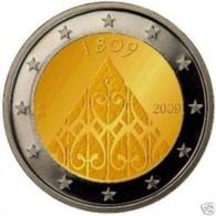 Finland 2009    2 Euro Commemo  200 Jaar Autonomie UNC Uit De Rol  UNC Du Rouleaux  ZEldzaam Extreme Rare !! - Finlande