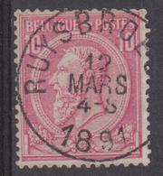 N° 46 Ruysbroeck 1891 - 1884-1891 Léopold II