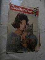 Zondagsvriend 2 Van 14/01/1960 : Tubantia Borgerhout, KFC Brasschaat, Daf 1960 - Tijdschriften