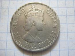 Cyprus , 100 Mils 1955 - Cyprus