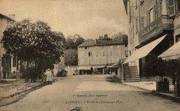 LAGNIEU PLACE DES FONTAINES D'OR - Andere Gemeenten