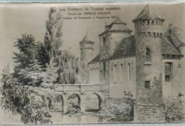TOURNAI Autrefois Chateau De Formanoir A Templeuve 1859 - Tournai