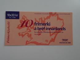 Sevios / IJsland / **, *, (*) Or Used - Carnets