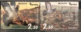 Bosnia And Hercegovina, 2020,Europa Cept, Ancient Postal Routs (MNH) - Bosnia And Herzegovina