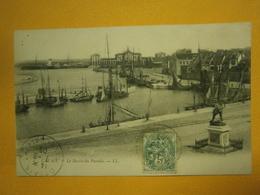Calais Le Bassin Du Paradis Pas De Calais 62,voyagée 1905,très Bel état,pas Commun,envoi En Lettre économique 0,95€,poss - Calais