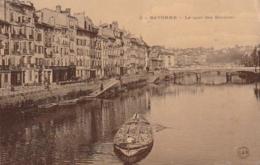 ****  64  ***  BAYONNE  Le Quai Des Basques -- Neuve TTB - Bayonne