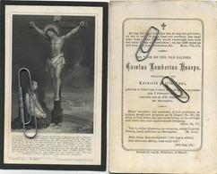 GEEL :  Carolus Knaeps  1833 - 1885 - Images Religieuses