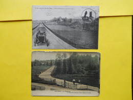 Circuit De La Sarthe 1906 ,route Planchéiée - Sport Automobile