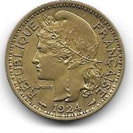 Togo, 1 Franc 1924 (752) - Togo