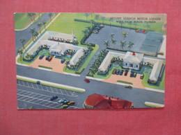 Mount Vernon Motor Lodge  Florida > West Palm Beach  Ref 4047 - West Palm Beach