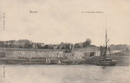 BREST : Le Troisième Bassin. - Brest