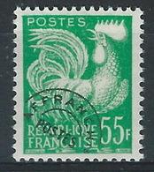 GG-/-551. N° 118, *  * , Cote 23.00 € ,  Liquidation - 1953-1960