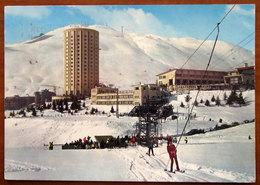 SESTRIERE Skilift Garnel Cartolina   Viaggiata - Italia