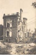 JUNIVILLE : Ruine De La Villa - Tres Bon Etat - Autres Communes
