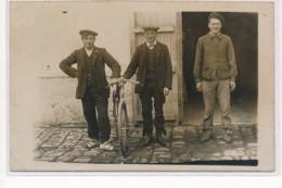 MAISON-ALFORT : 2 CPA, Velo, Cycliste - Tres Bon Etat - Frankreich