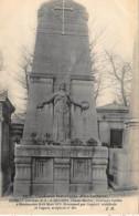 PARIS : Tombeaux Historiques Pere-lachaise J.L. Clement-Thomas - Tres Bon Etat - Francia
