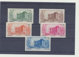 REVOLUTION  SERIE 31 A 35 NEUFS SANS CHARNIERES - Inini (1932-1947)