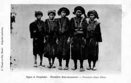 Frontière Sino-Annamite - Femmes Man Khoc - Chine