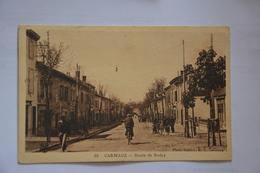 CARMAUX-route De Rodez - Carmaux