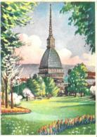 [DC12350] CPA - TORINO - MOLE ANTONELLIANA - Non Viaggiata - Old Postcard - Mole Antonelliana