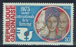 Gabon, International Women's Year, 1975, MNH VF - Gabun (1960-...)