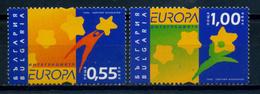 Bulgaria 2006 / Europa CEPT Integration MNH Integracion / C8413   2-9 - 2006