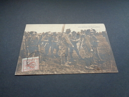 Guerre ( 738 ) Oorlog 1914 - 1918  Guerre :  Italie  Italia  Una Sezione Mitragliatrici - War 1914-18