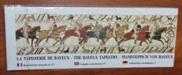 Reproduction PAPIER Au 1/7 ème De La TAPISSERIE De BAYEUX - Environ 10mx7cm - L'original 70mx50cm -jamais Ouvert 31x11.5 - Autres