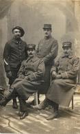 CHASSEUR ALPIN . NICE .SUR LE FRONT A SUIPPES 01/11/1915 - Regimenten