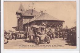 SAINT-HIPPOLYTE : La Reception De S. M. L'empereur à La Gare De St-hippolyte - Etat - Altri Comuni