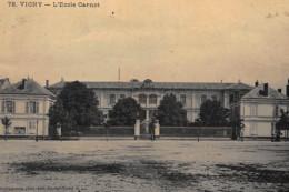 VICHY : L'ecole Carnot - Etat - Vichy
