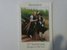 100520 Folklore Allemagne L'ami Fritz  Marlenheim - Folklore