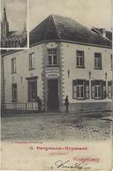 BELGIQUE - Alsemberg - TRES RARE - G. Bergmans - Heymans Négociant - 1905 - Beersel